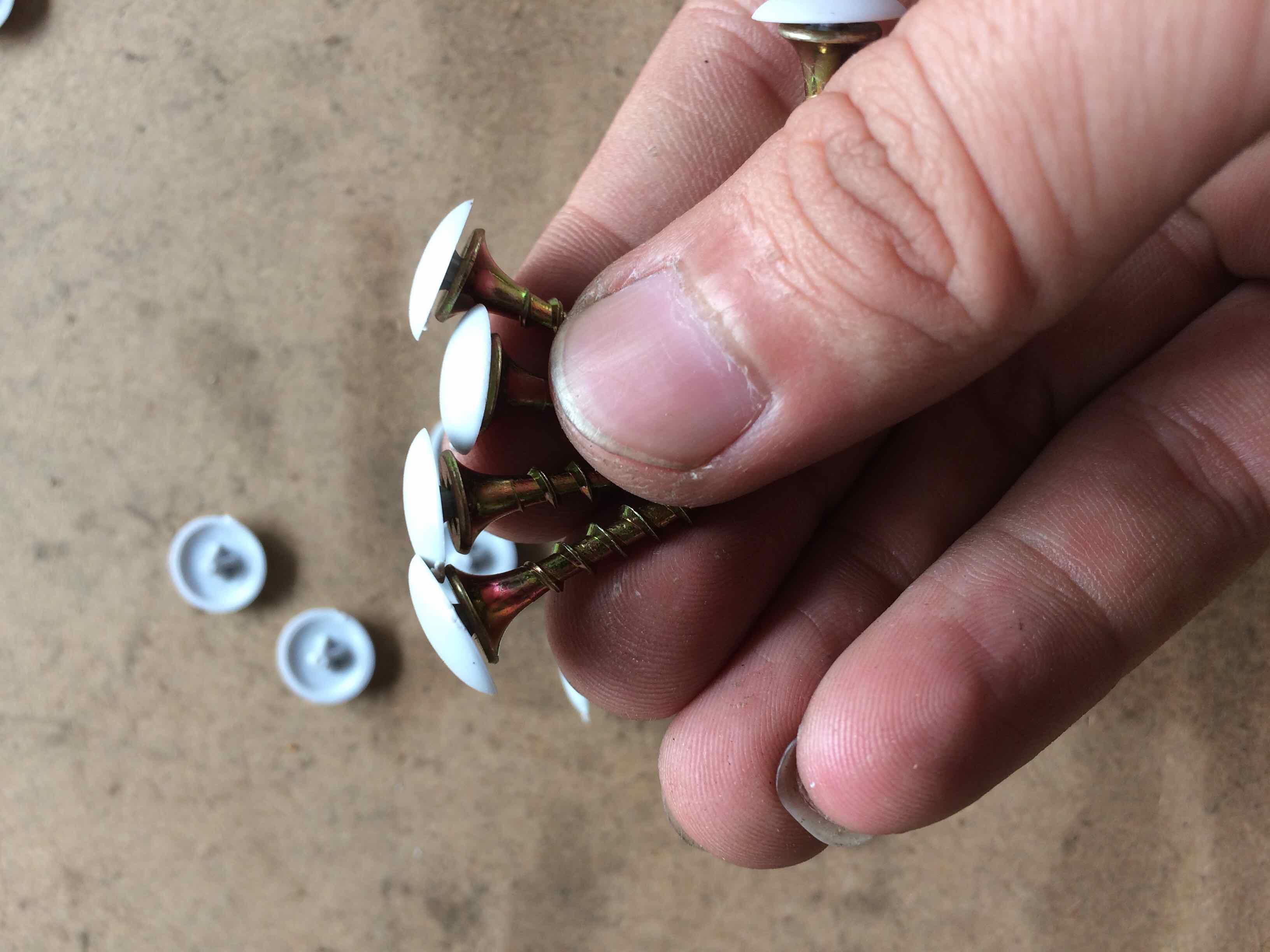 Nút Nhựa Che Đầu Vít Tại Đà Nẵng