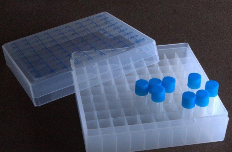 Hộp Nhựa Đựng Ống Cryo