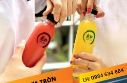 Chai Nhựa Tròn 330ML Tại Đà Nẵng